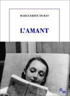 Couverture du livre « L'amant » de Marguerite Duras aux éditions Minuit