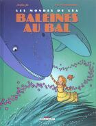 Couverture du livre « Baleines au bal » de Jean-Louis Fonteneau et Julie M. aux éditions Delcourt