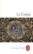 Couverture du livre « Le Coran » de Collectif aux éditions Lgf