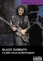Couverture du livre « Black Sabbath ; la bête venue de Birmingham » de Guillaume Roos aux éditions Camion Blanc