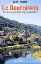 Couverture du livre « Le Bourrassou » de Jean Tempere aux éditions Jeanne D'arc
