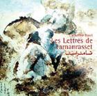 Couverture du livre « Lettres De Tamanrasset » de Catherine Rossi aux éditions Chevre Feuille Etoilee