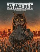 Couverture du livre « Catamount T.1 ; la jeunesse de Catamount » de Albert Bonneau et Benjamin Blasco-Martinez aux éditions Petit A Petit