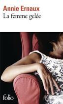 Couverture du livre « La femme gelée » de Annie Ernaux aux éditions Gallimard