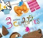 Couverture du livre « 3 petites culottes » de Sylvie Chausse et Anne Letuffe aux éditions Atelier Du Poisson Soluble