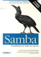 Couverture du livre « Samba ; installation et mise en oeuvre » de Carter aux éditions O Reilly France