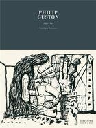 Couverture du livre « Philip guston prints » de Guston Philip aux éditions Antique Collector's Club