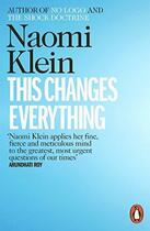 Couverture du livre « THIS CHANGES EVERYTHING » de Naomi Klein aux éditions Adult Pbs