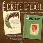 Couverture du livre « Écrits d'exil » de Barraca El Rosellon et Desde El Rosellon aux éditions Nouvelles Presses Du Languedoc