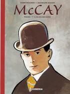 Couverture du livre « McCay T.1 ; la balançoire hantée » de Jean-Philippe Bramanti et Thierry Smolderen aux éditions Delcourt