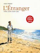 Couverture du livre « L'étranger » de Jacques Ferrandez aux éditions Bayou Gallisol