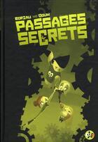 Couverture du livre « Passages secrets » de Goum et David Boriau aux éditions Casterman