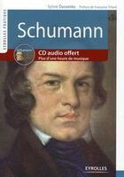 Couverture du livre « Schumann » de Sylvie Oussenko aux éditions Organisation
