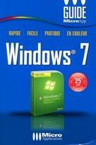 Couverture du livre « Windows 7 » de Thierry Mille aux éditions Micro Application