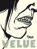 Couverture du livre « Velue » de Tanx aux éditions Six Pieds Sous Terre
