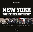 Couverture du livre « New-York police department ; hier et aujourd'hui avec la police de New-York » de Yvon-Marie Bost aux éditions L'a Part Buissonniere