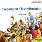 Couverture du livre « Préparation à la confirmation ;