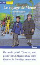 Couverture du livre « Voyage De Meme » de Gil Ben Aych aux éditions Pocket