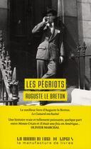 Couverture du livre « Les pégriots » de Auguste Le Breton aux éditions La Manufacture De Livres