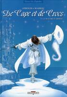 Couverture du livre « De cape et de crocs t.8 ; le maître d'armes » de Alain Ayroles et Jean-Luc Masbou aux éditions Delcourt
