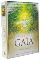 Couverture du livre « Oracle de Gaïa ; coffret » de Toni Salerno aux éditions Vega