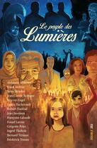 Couverture du livre « Le peuple des Lumières » de Collectif aux éditions Ker Editions