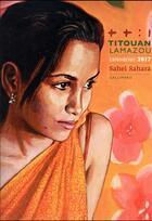 Couverture du livre « Sahel Sahara, calendrier 2017 » de Titouan Lamazou aux éditions Gallimard-loisirs