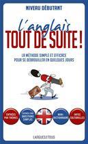 Couverture du livre « L'anglais ; tout de suite » de Michel Marcheteau aux éditions Pocket
