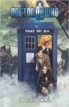 Couverture du livre « Doctor Who T.8 ; à la croisée des mondes » de Collectif et Tony Lee aux éditions French Eyes