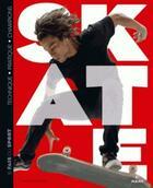 Couverture du livre « Skate » de Guillaume Dufau et Corinne Dubreuil aux éditions Milan