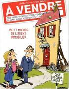 Couverture du livre « À vendre t.1 ; vie et moeurs de l'agent immobilier » de Philippe Bercovici aux éditions Dupuis