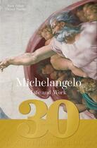 Couverture du livre « Michel Ange ; vie et oeuvre » de Frank Zollner et Christof Thoenes aux éditions Taschen