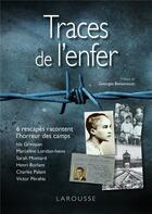 Couverture du livre « Traces de l'enfer » de Collectif aux éditions Larousse