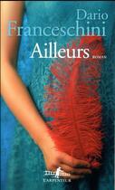Couverture du livre « Ailleurs » de Dario Franceschini aux éditions Gallimard