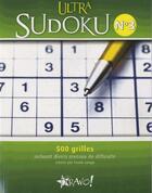Couverture du livre « ULTRA ; ultra sudoku 3 » de Frank Longo aux éditions Bravo