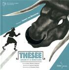 Couverture du livre « Thesee, ariane et le minotaure » de Coblence/Donatien aux éditions Didier Jeunesse