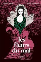 Couverture du livre « Les fleurs du mal t.1 » de Kazuo Kamimura et Hideo Okasaki aux éditions Le Lezard Noir