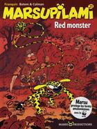 Couverture du livre « Marsupilami T.21 ; red monster » de Batem et Stephane Colman et Andre Franquin aux éditions Marsu Productions
