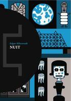 Couverture du livre « Nuit » de Edgar Hilsenrath aux éditions Le Tripode