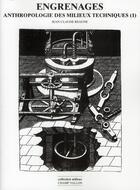 Couverture du livre « Engrenages - anthropologie des milieux techniques (1) » de Jean-Claude Beaune aux éditions Champ Vallon