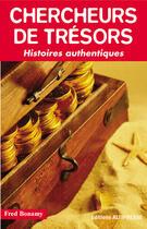 Couverture du livre « Chercheurs de trésors » de Fred Bonamy aux éditions Altipresse