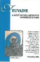 Couverture du livre « Neuvaine à St Michel archange » de Paul-Marie Mba aux éditions Ephese