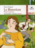 Couverture du livre « Le bourricot » de Pierre Gripari aux éditions Hatier