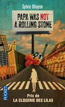 Couverture du livre « Papa was not a Rolling Stone » de Sylvie Ohayon aux éditions Pocket