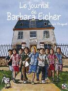 Couverture du livre « Le journal de barbara eicher » de Regis Pasquet aux éditions Chant D'orties