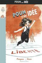 Couverture du livre « Poum a une idée » de Richard Marazano et Cesano et Benjamin Basso aux éditions Eidola