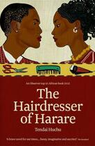 Couverture du livre « The Hairdresser of Harare » de Tendai Huchu aux éditions Freight Design Digital