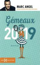 Couverture du livre « Gémeaux (édition 2019) » de Marc Angel aux éditions Hors Collection