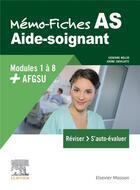 Couverture du livre « Mémo-fiches ; modules 1 à 8 » de Jerome Chevillotte et Catherine Muller aux éditions Elsevier-masson