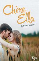 Couverture du livre « Chère Ella » de Rebecca Yarros aux éditions Emoi